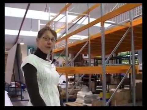 Vidéo de logisticien/ne