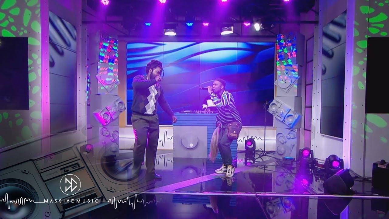 big zulu mnqobi yazo perform vuma dlozi massive channel youtube
