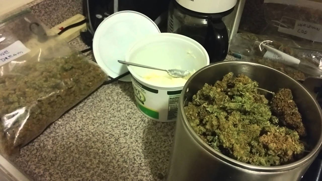 cannabutter machine
