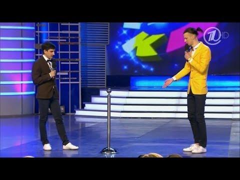 Видео: КВН ДАЛС - 2014 Высшая лига Четвертая 18 Приветствие