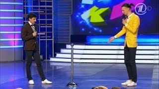 КВН ДАЛС - 2014 Высшая лига Четвертая 1/8 Приветствие