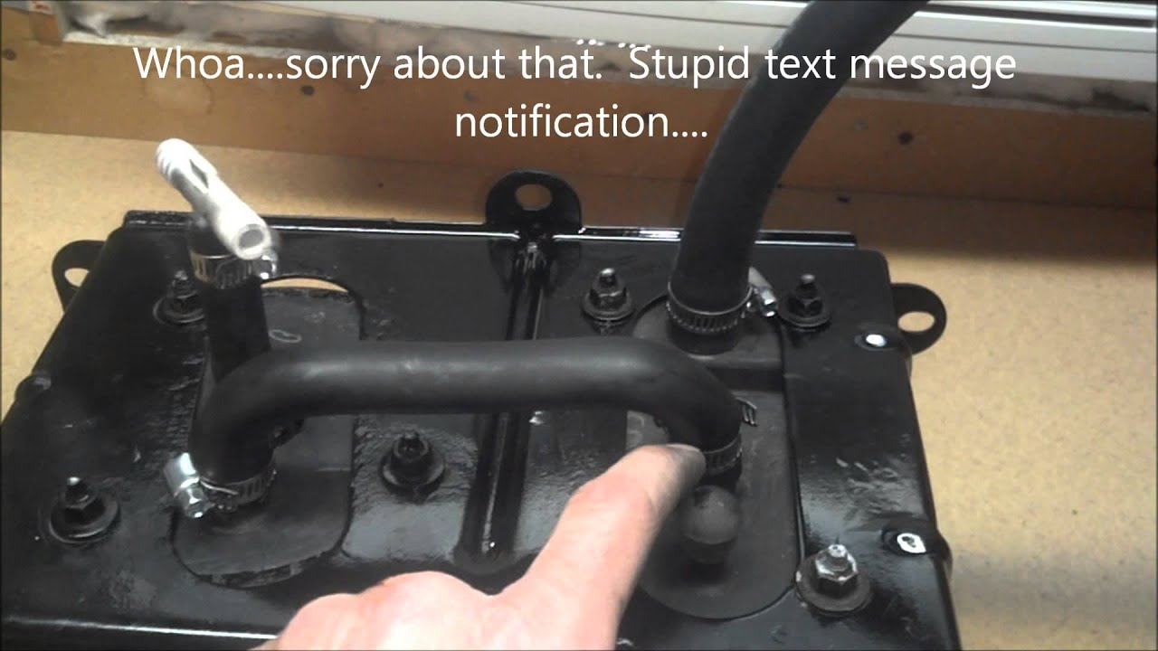 P0455 - Evap System Leak Repair - 2001 Dodge Ram - YouTube