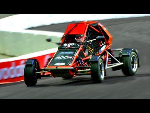 Jason Plato Racing Against Champions #TBT - Fifth Gear
