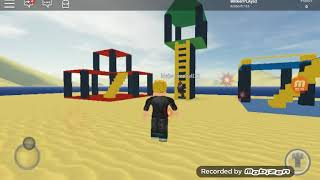Playing Roblox with my brother Álvaro WL