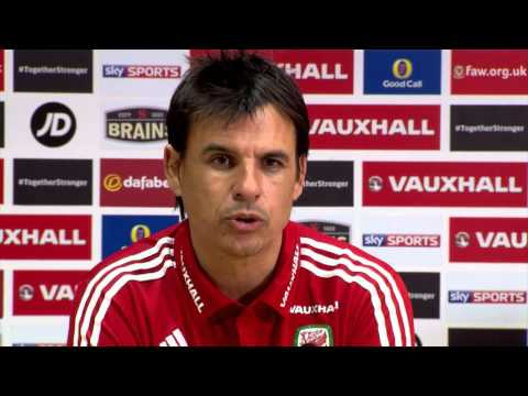 Chris Coleman: 'you never spell Wales with a 'Q'...'