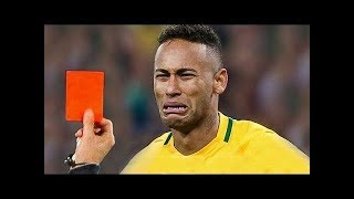 Top 15 Most Shocking Reactions To Red Card in Football