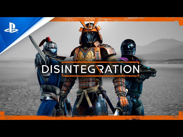 Disintegration - Crews Trailer | PS4