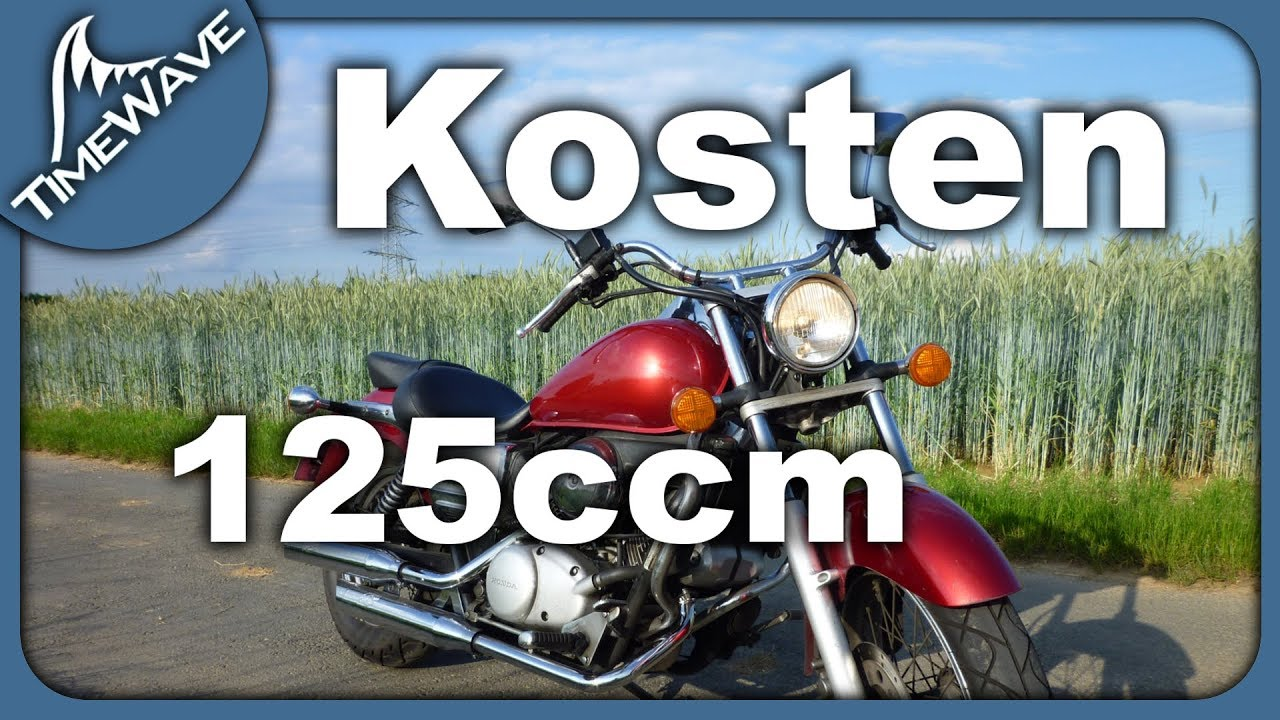 so viel bezahlst du alle kosten erkl rt 125ccm motorrad twp youtube. Black Bedroom Furniture Sets. Home Design Ideas