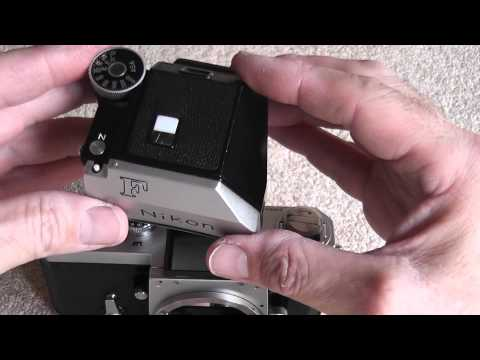 Nikon F 35mm Film Camera Overview / Review