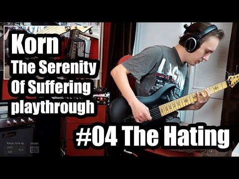 Korn - The Hating (guitar cover) // The Serenity Of Suffering #04