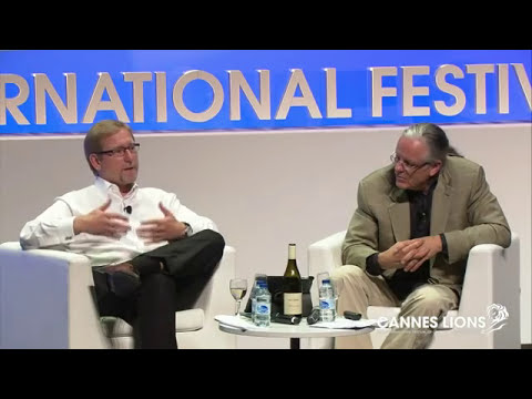 Goodby, Silverstein & Partners & General Motors Seminar at Cannes Lions 2012