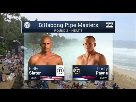 Kelly Slater vs