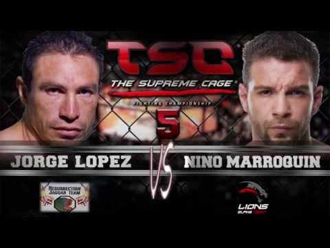 TSC 5: Nino Marroquin vs. Jorge Bouger Lopez