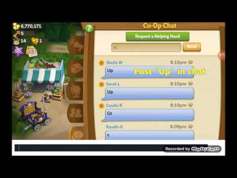 Cloning on Farmville 2: Country Escape   FunnyCat TV