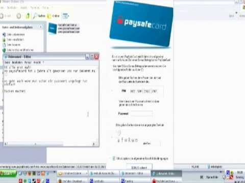 paysafecard 5 euro free