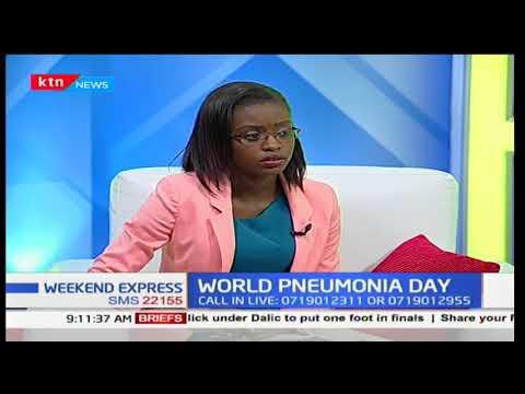 Weekend Express: World Pneumonia Day