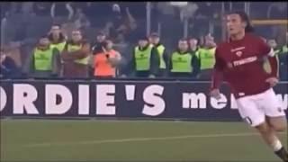Francesco Totti - Antonio Cassano (AS Roma)