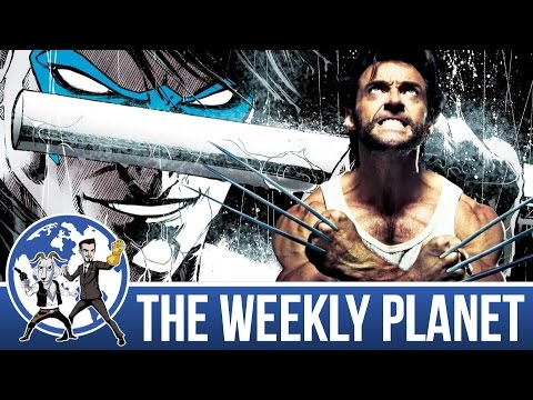 Nightwing The Movie & Wolverine Trivia, Facts, FUN - The Weekly Planet Podcast