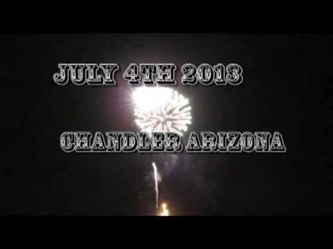 July 4th 13 Chandler Arizona