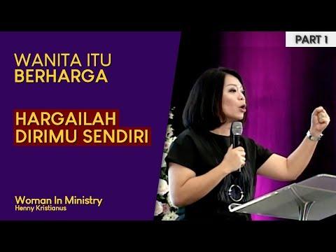 Woman In Ministry Part 1 - Henny Kristianus at GSJA Betlehem