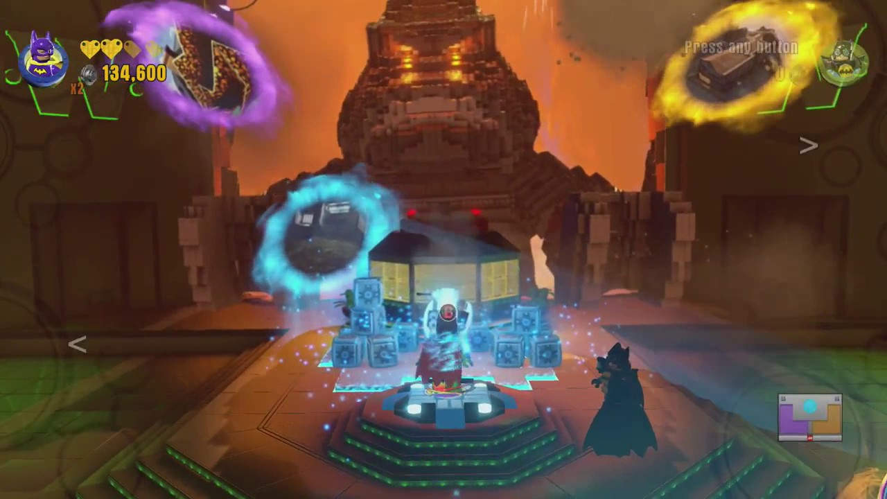 Lego Dimensions - King Kong boss fight (Enter the Void ...