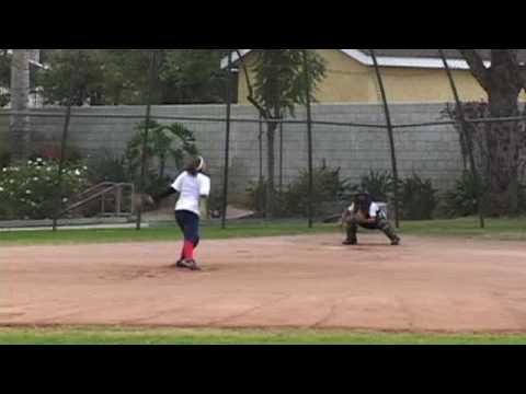 Madison E. Urena - 2009 - Softball - Van Nuys, CA - SportsForce College Sports Recruiting Video