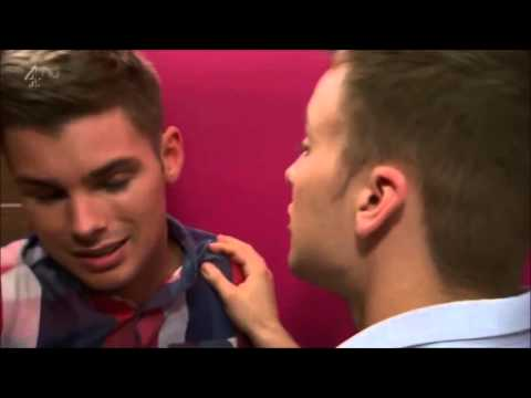 ste and harry's kisses