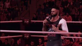 Nate West Responds to Skylar Matthews' Ultimatum - Road To: Wrestle Warfare