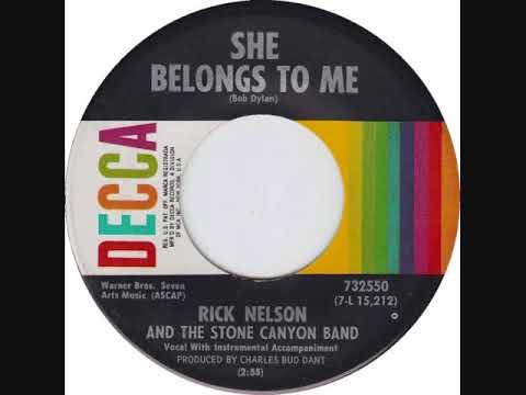 Rick Nelson (Stone Canyon Band)  SHE BELONGS TO ME ...