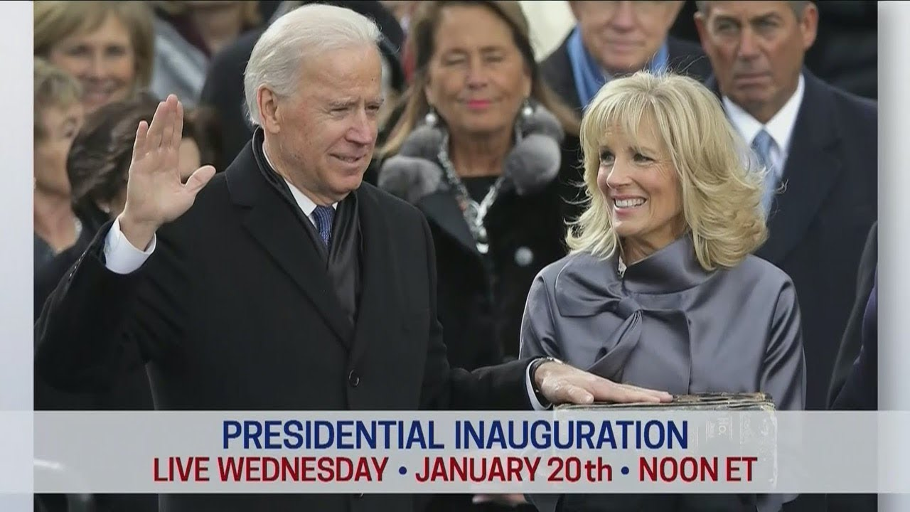 Joe Biden 2021 Presidential Inauguration Ceremony