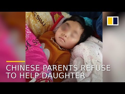Chinese parents refuse