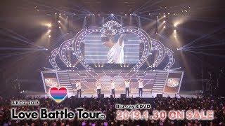 A.B.C-Z「A.B.C-Z 2018 Love Battle Tour」60秒 SPOT
