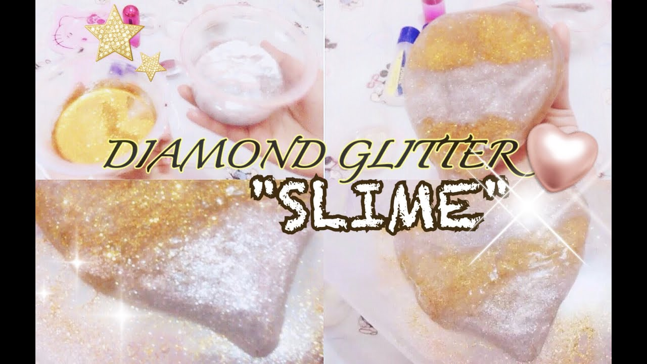 How to make slime diamond glitter love slime cara membuat slime how to make slime diamond glitter love slime cara membuat slime sub indonesia ccuart Gallery