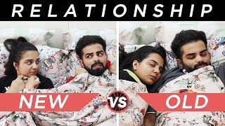 New Vs Old Relationship ft. TheRajatCode | Yippikay
