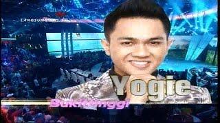 "Yogie "" Sembako Cinta "" Bukittinggi - Kontes Final KDI 2015 (30/4)"