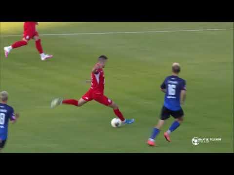 Varaždin [1]-0 Osijek - Domagoj Drožđek 38' (Great Goal)