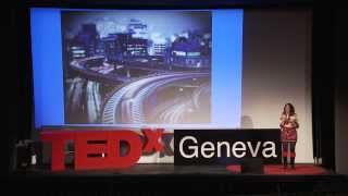 Ecovillage living - a new source of hope | Kosha Joubert | TEDxGeneva