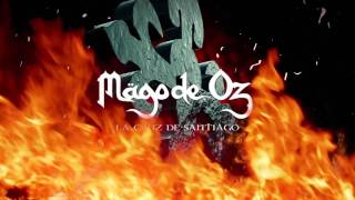 Mägo de Oz - La Cruz de Santiago (Lyric Video)