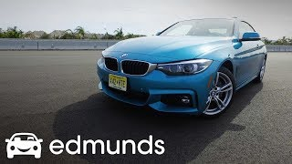 2018 BMW 430i Track Test