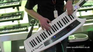 Roland AX Synth Demo - Nevada Music UK