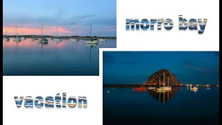 Morro Bay for the Holidays road trip