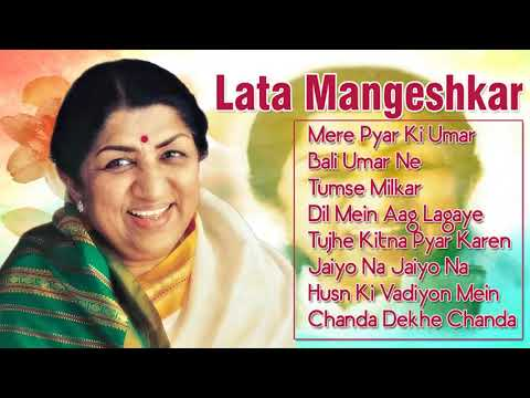 Magic of Lata MangeshkarSuperhit Bollywood SongsHindi Romantic Love Song