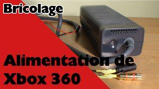 Bricolage | Transformer une alim. d'Xbox 360 en alim. de labo 12v 200w