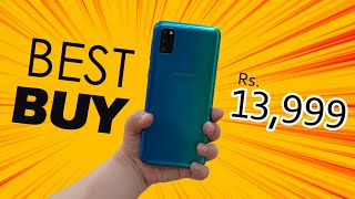 Samsung Galaxy M30s review - Best Smartphone under 15000 for this Festive season