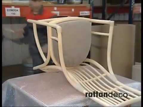 Fauteuil Fabrication En D'un Rotin wPXiuTOkZ