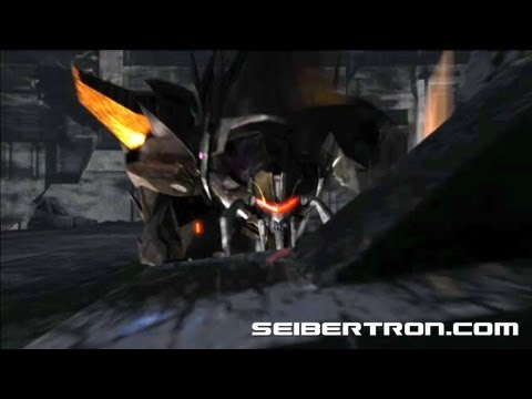 Transformers Prime One Shall Stand Clip 4 from Shout Factory