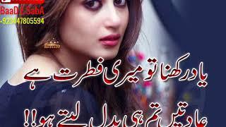 2 lines heart touching poetry new collection 2017 part 5urduhindi poetryby hafiz tariq ali