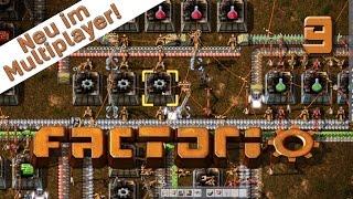 Factorio Multiplayer #9 Unser Plan für diese Staffel Der Industrie und Fabrik Simulator deutsch HD