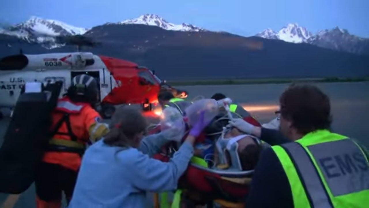 Broken Neck Rescue! | Coast Guard Alaska | Full Episode