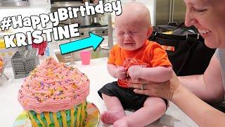 Kristine's Birthday Special || Mommy Monday